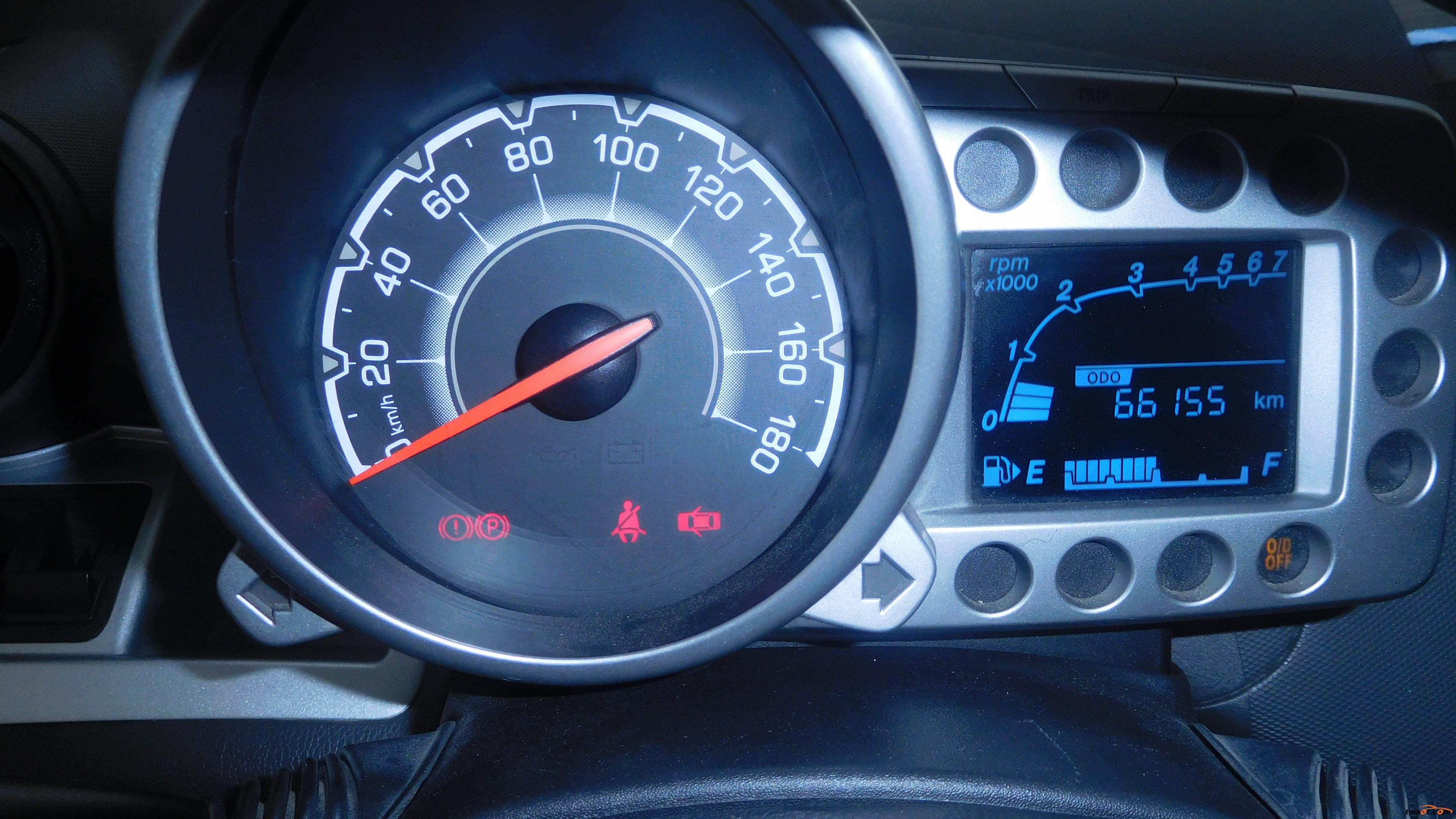 Chevrolet Spark 2013 - 2