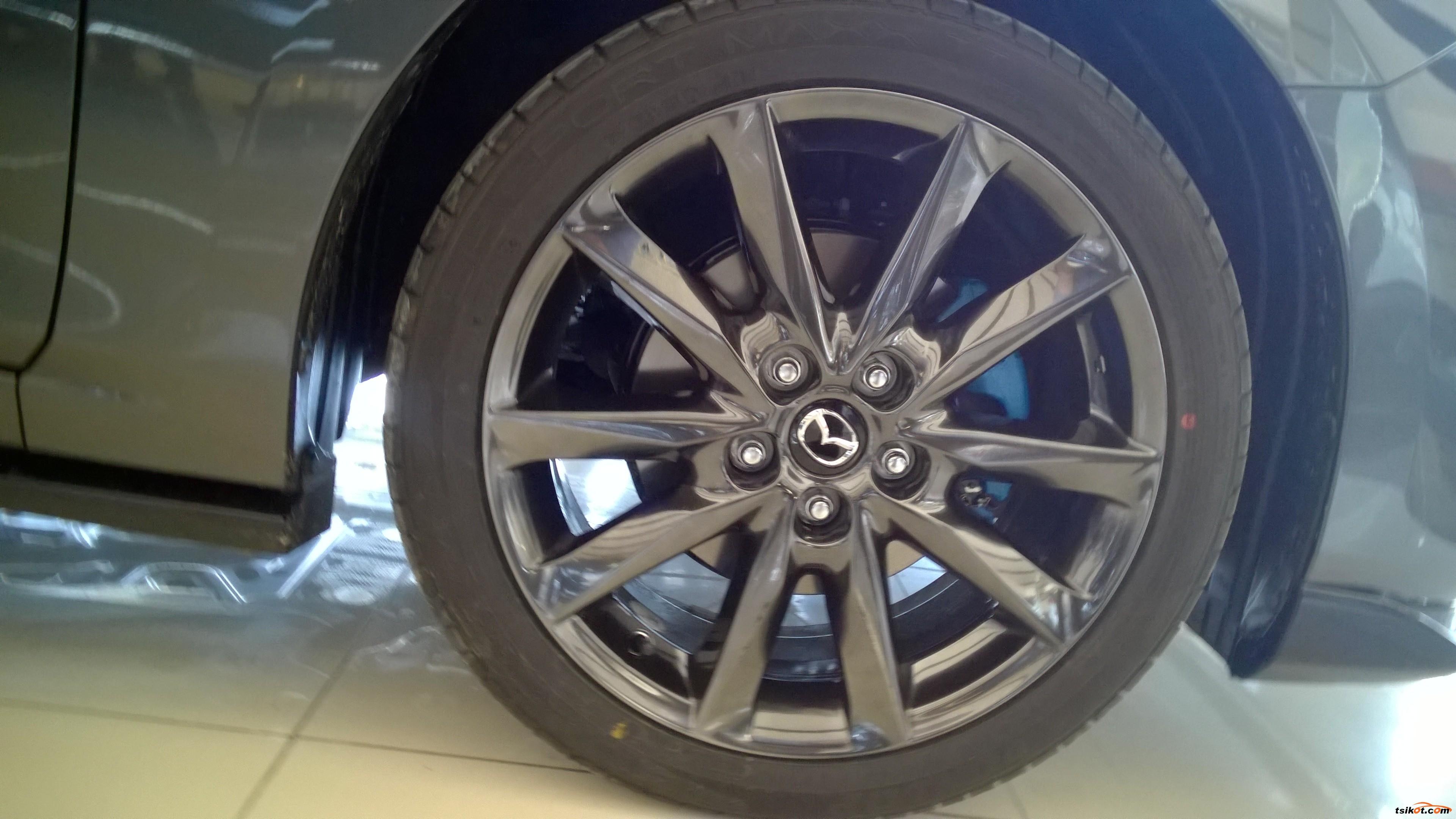 Mazda Mazdaspeed3 2016 - 4