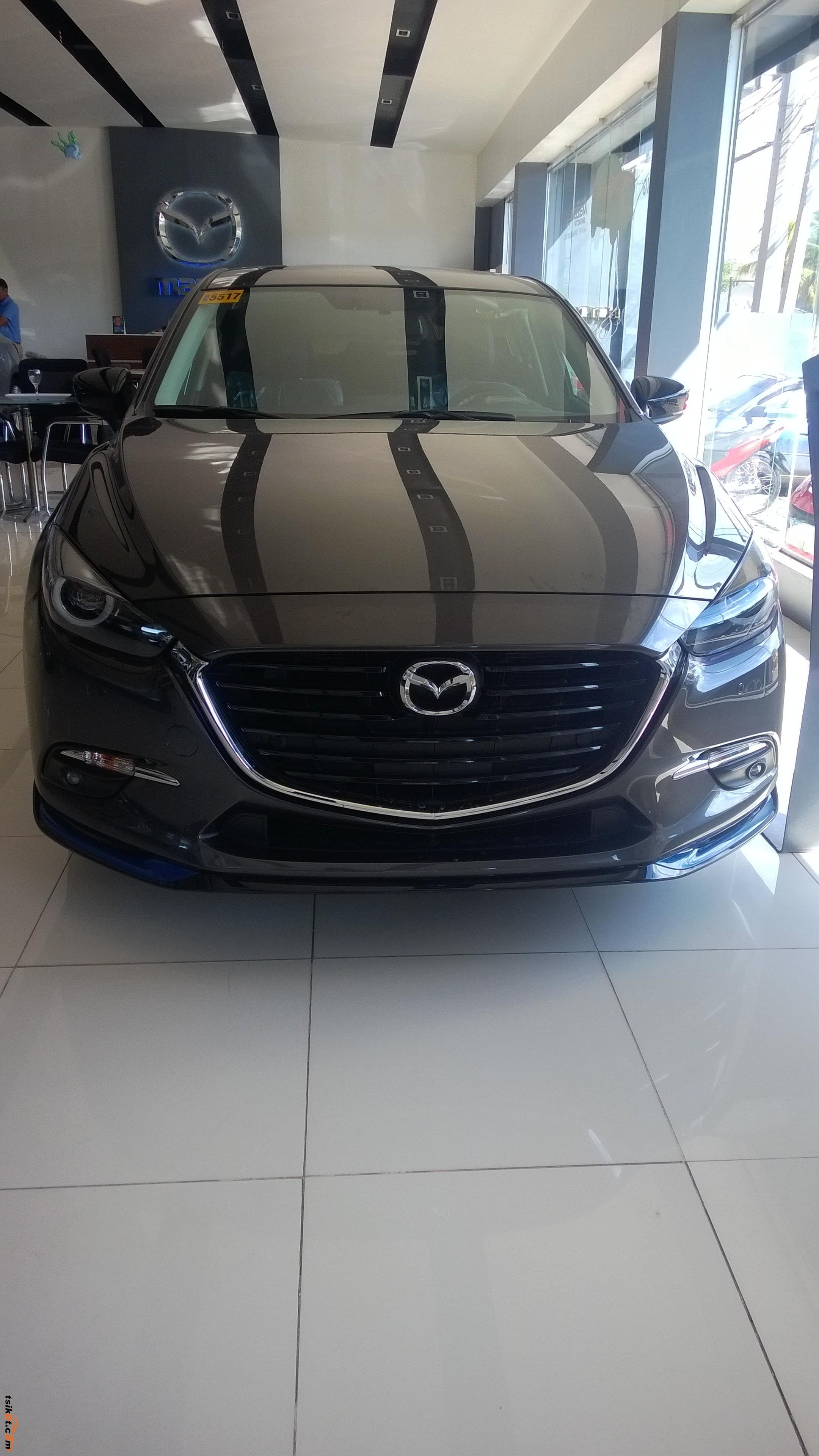 Mazda Mazdaspeed3 2016 - 5