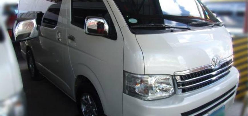 Toyota Hi-Ace 2013 - 7