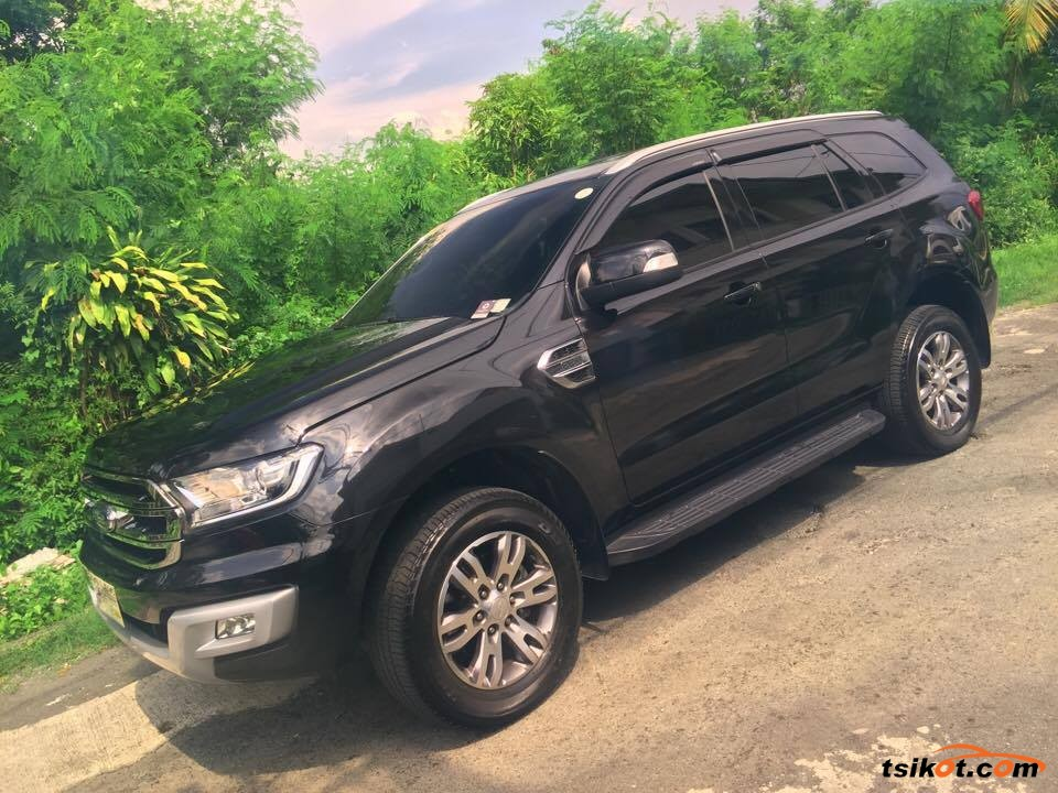 Ford Everest 2016 - 4