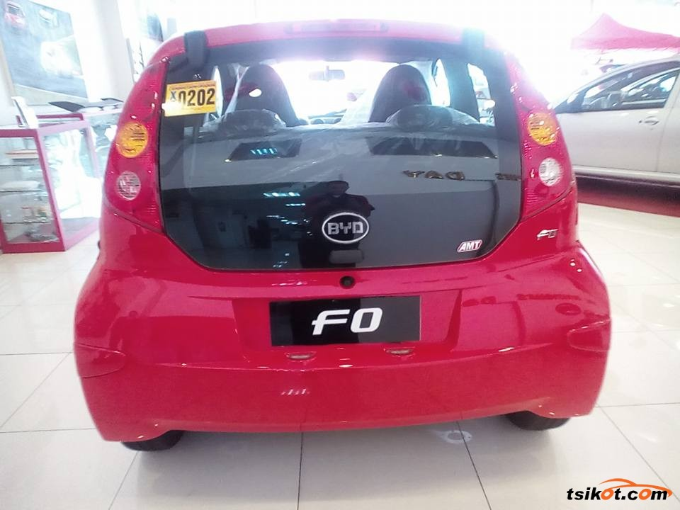 Byd F0 2017 Car For Sale Metro Manila Philippines