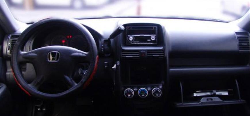 Honda Cr-V 2002 - 3