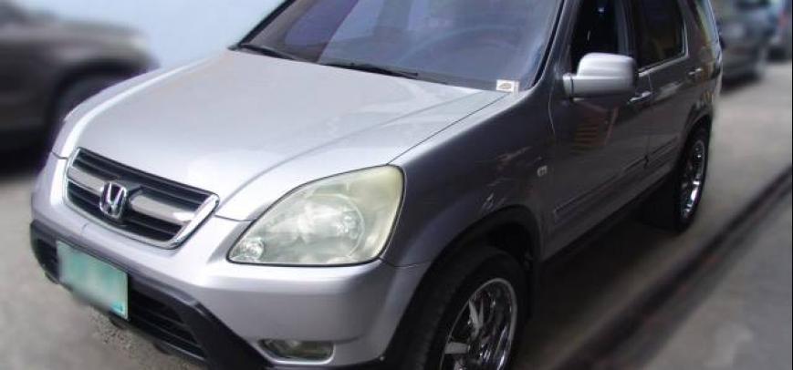 Honda Cr-V 2002 - 6