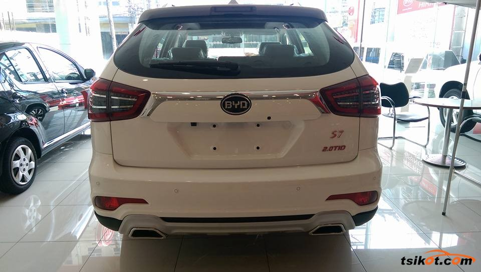 Byd S7 2017 - 2