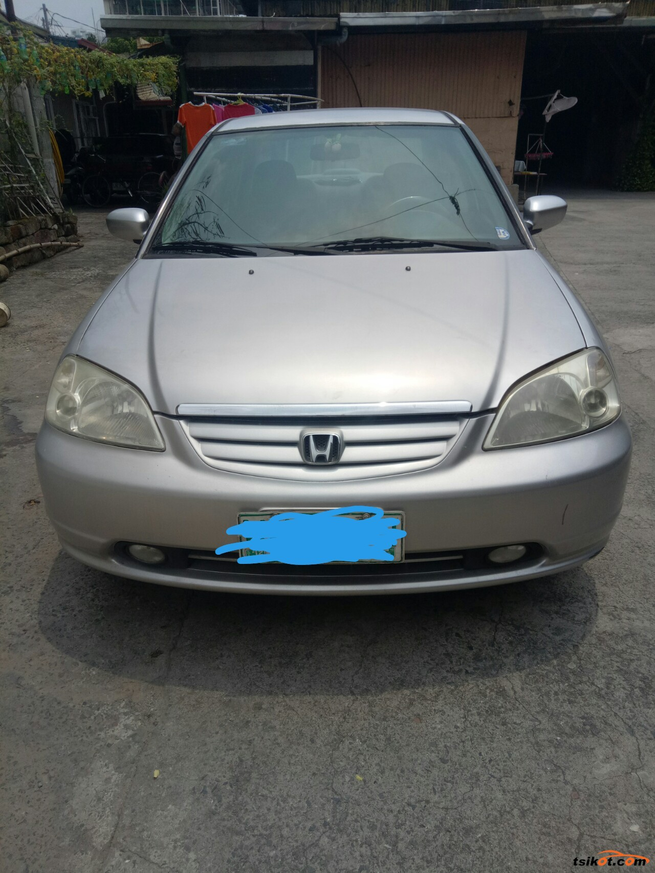 Honda Civic 2001 - 1