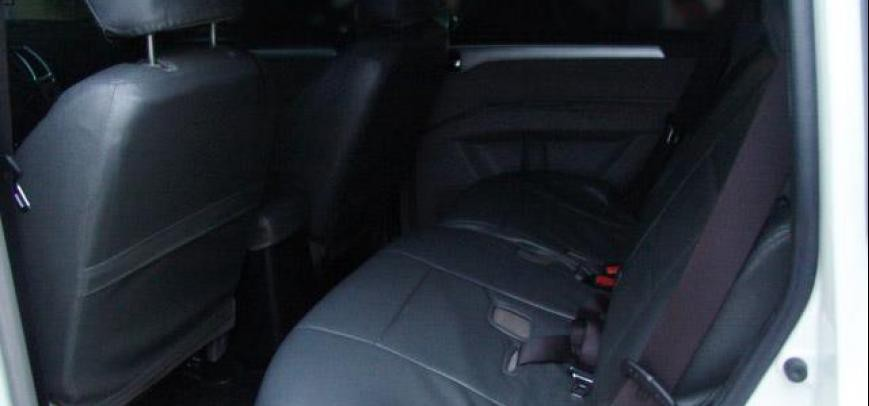 Mitsubishi Montero 2012 - 3