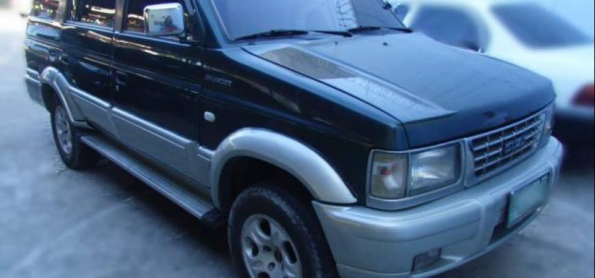 Isuzu 3.1 2000 - 6