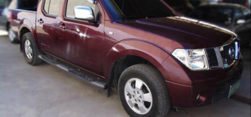Nissan Navara 2010 - 1