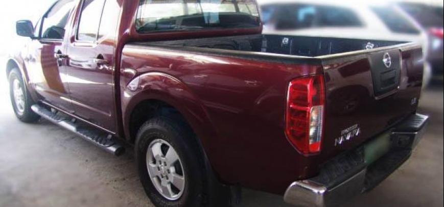 Nissan Navara 2010 - 8