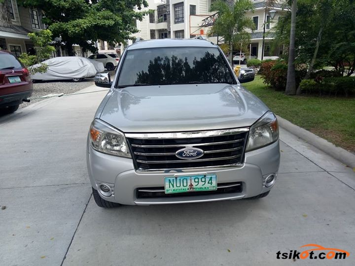 Ford Everest 2009 - 4