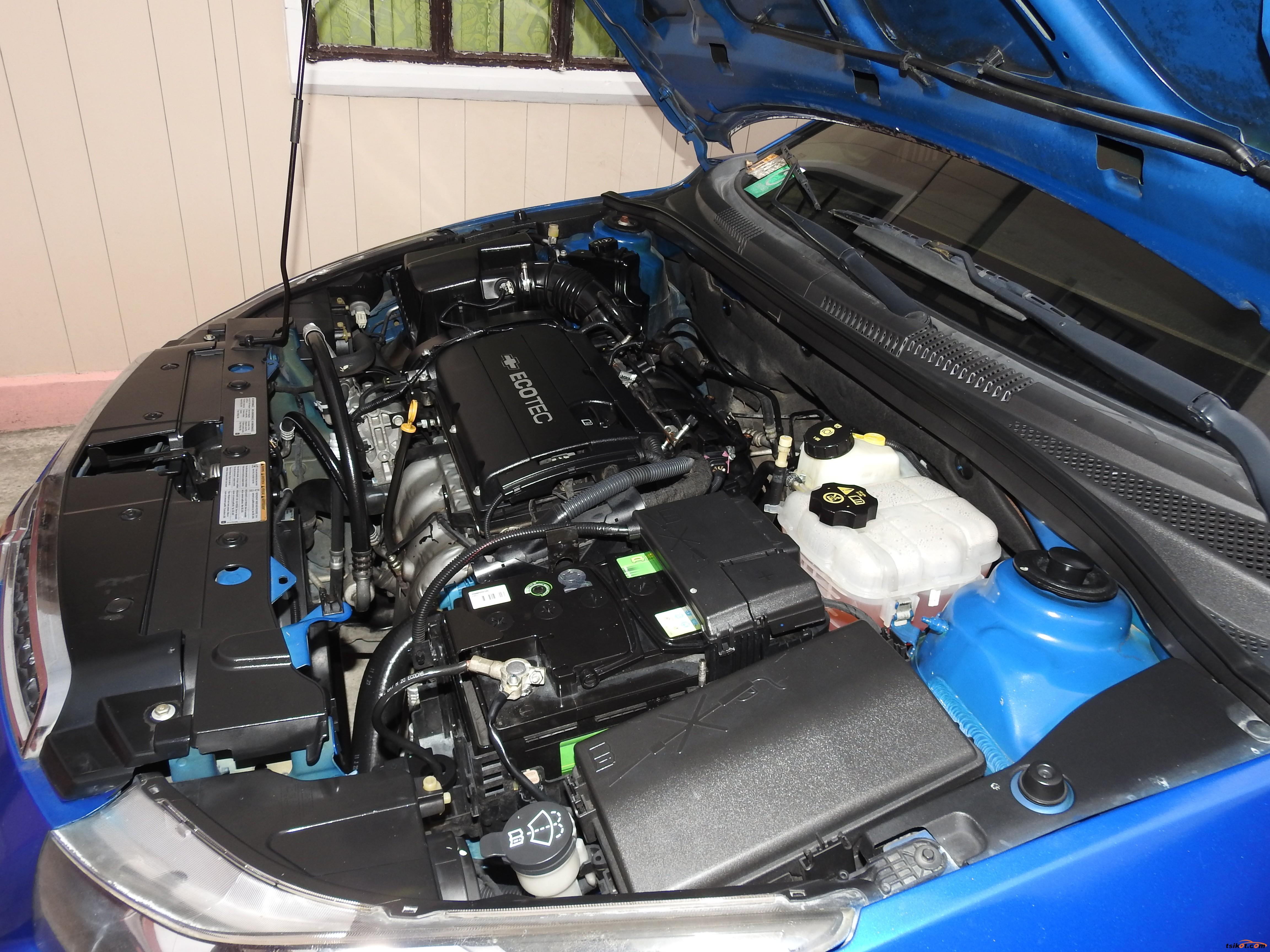 Chevrolet Cruze 2012 - 8