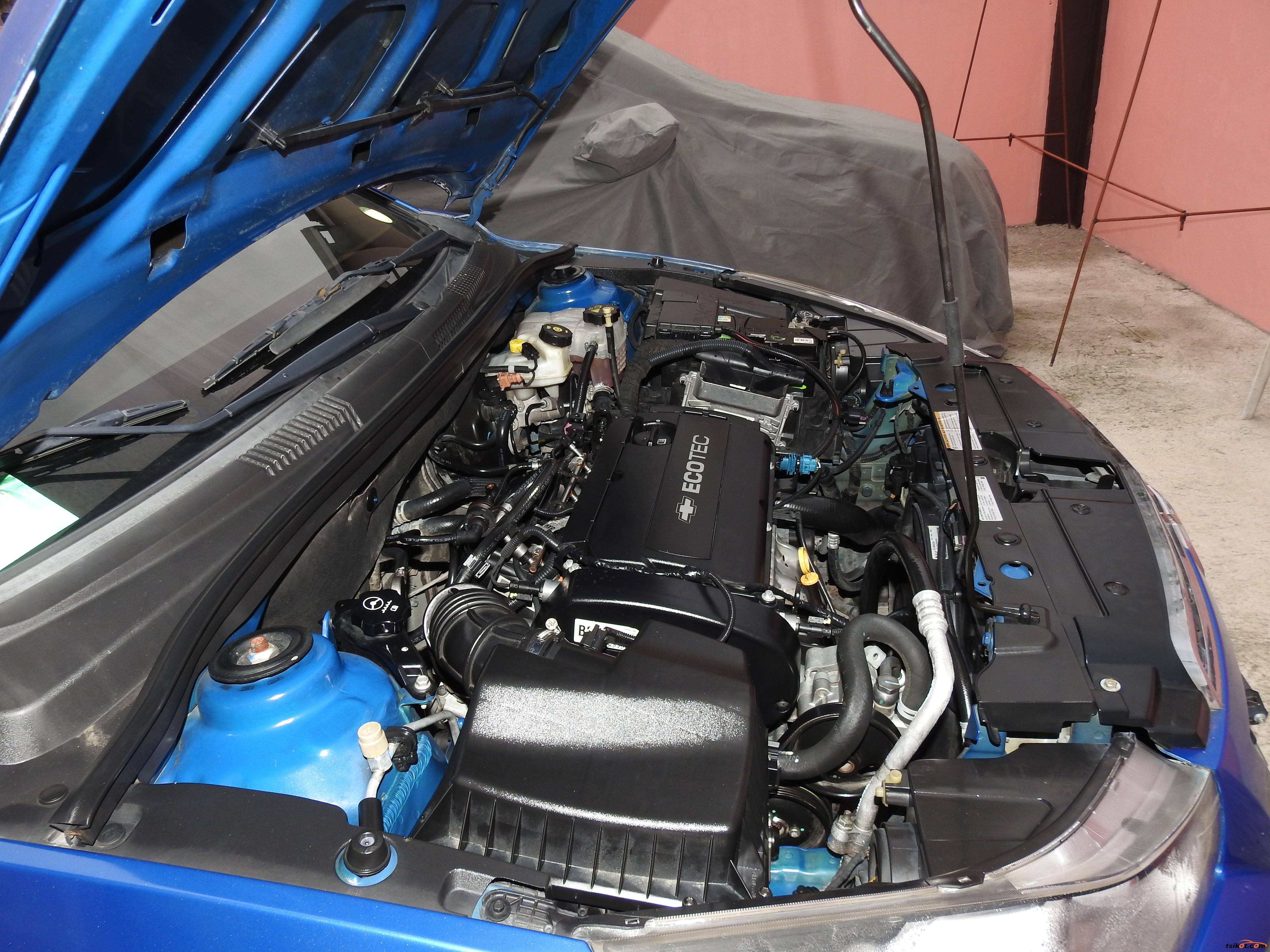 Chevrolet Cruze 2012 - 9
