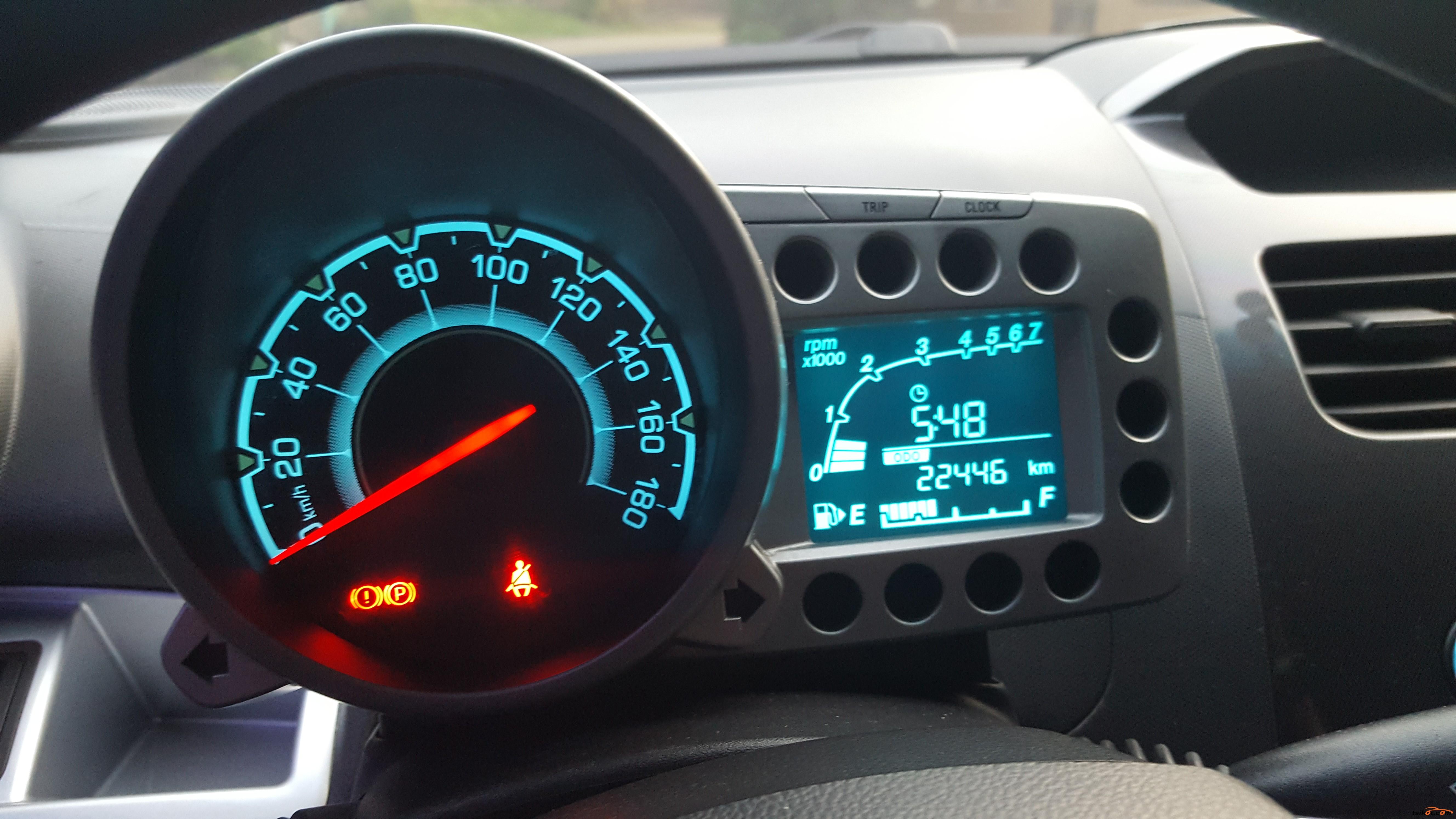 Chevrolet Spark 2012 - 5