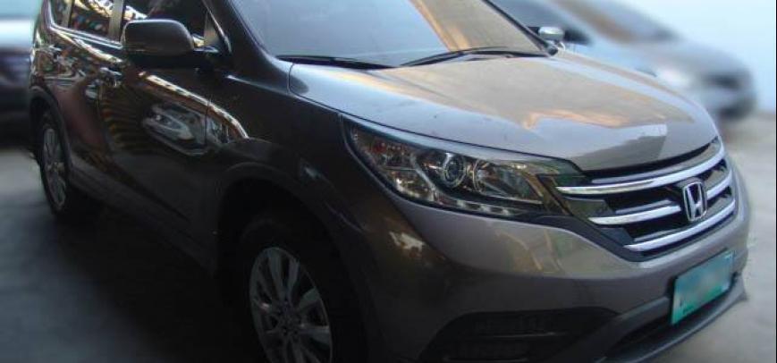 Honda Cr-V 2013 - 6