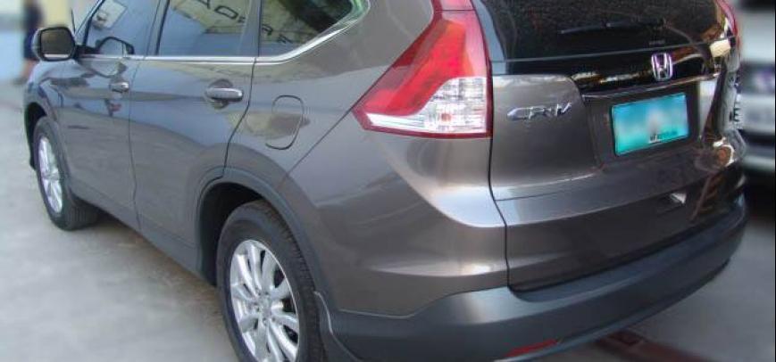 Honda Cr-V 2013 - 8