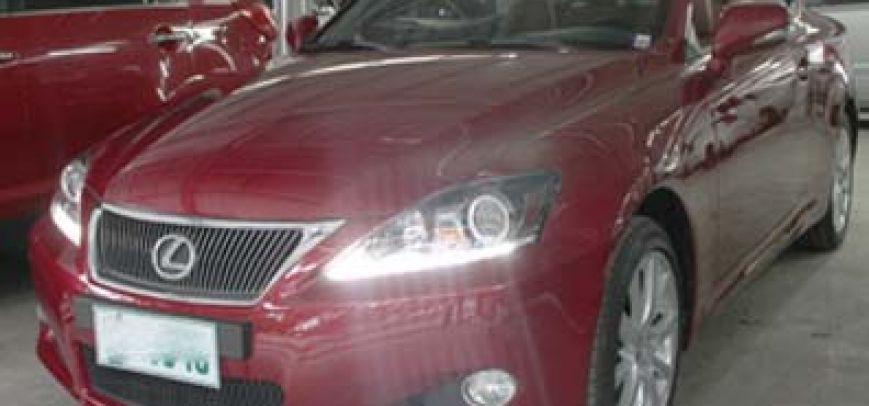 Lexus Is 350 C 2014 - 1