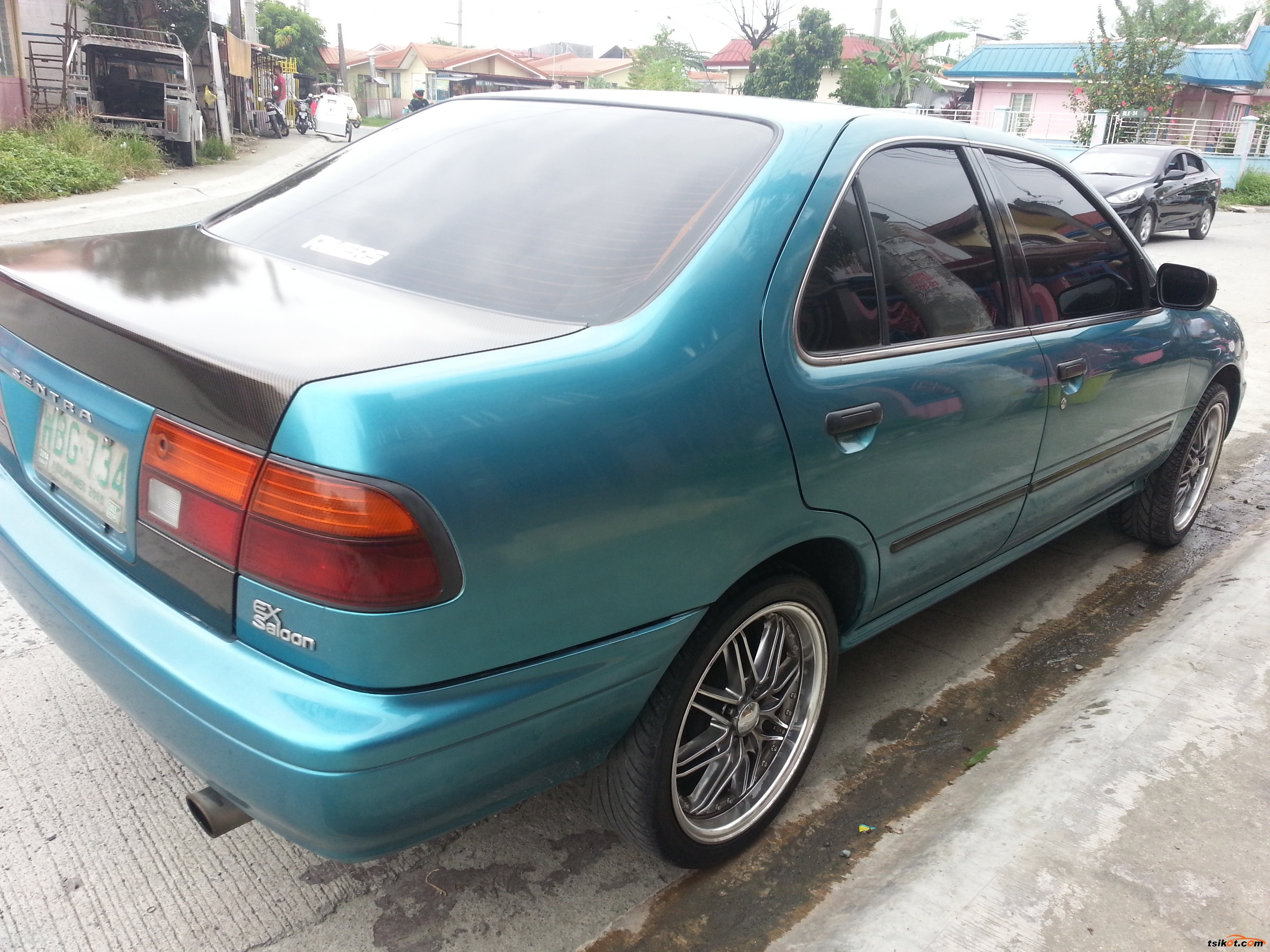 Nissan Sentra 1998 - Car for Sale Metro Manila