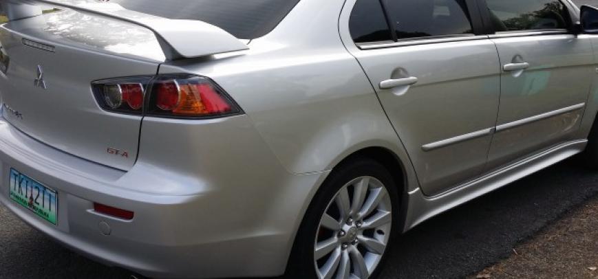 Mitsubishi Lancer 2011 - 3
