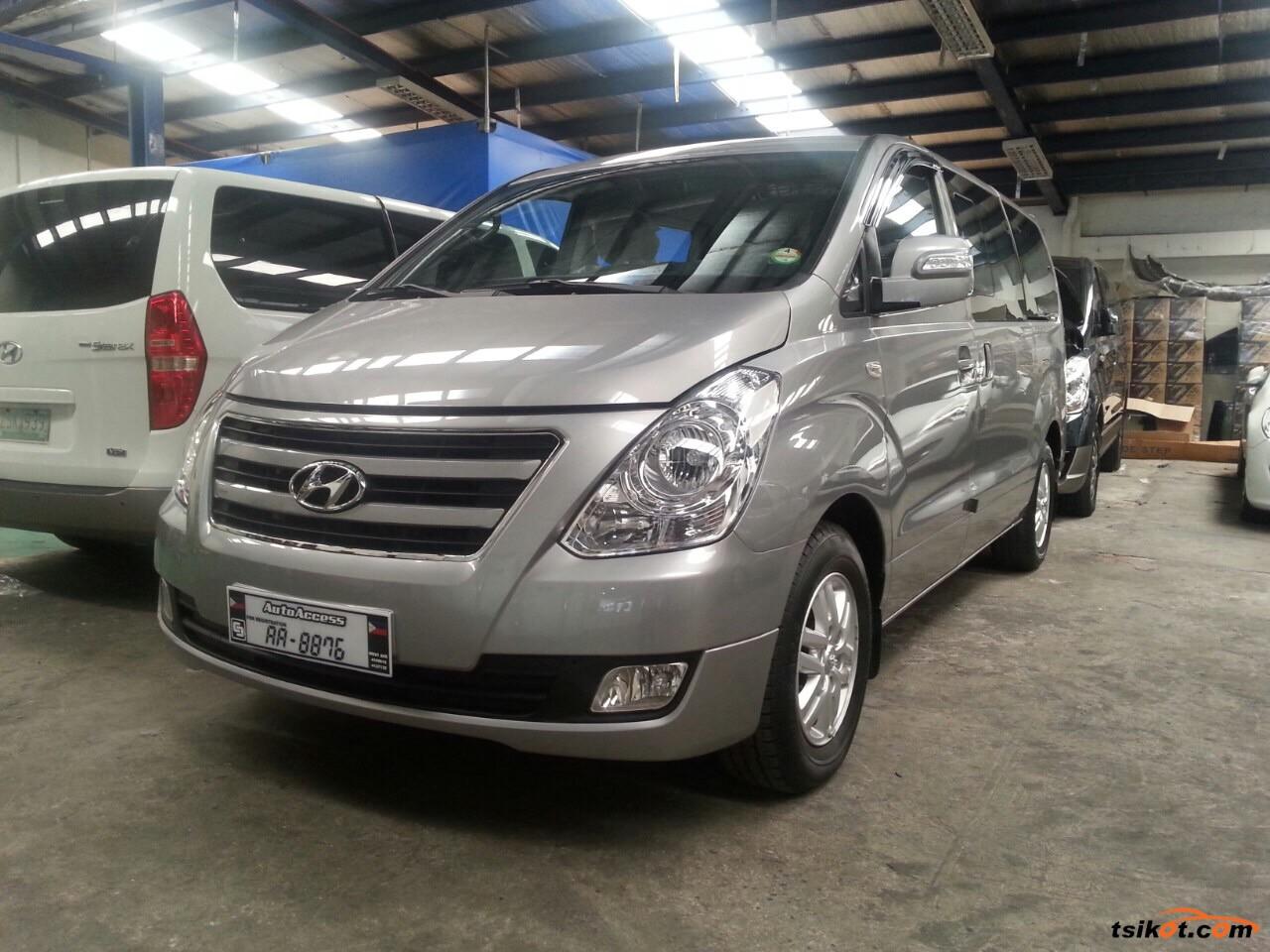 Hyundai G.starex 2017 - 5