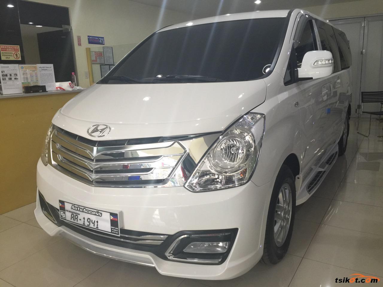 Hyundai G.starex 2017 - 4