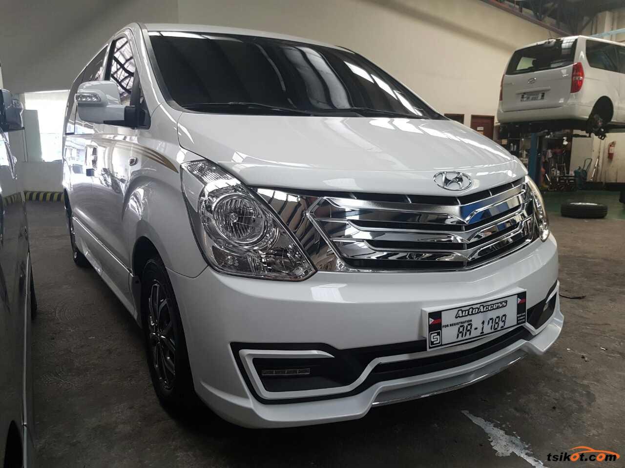 Hyundai G.starex 2017 - 1