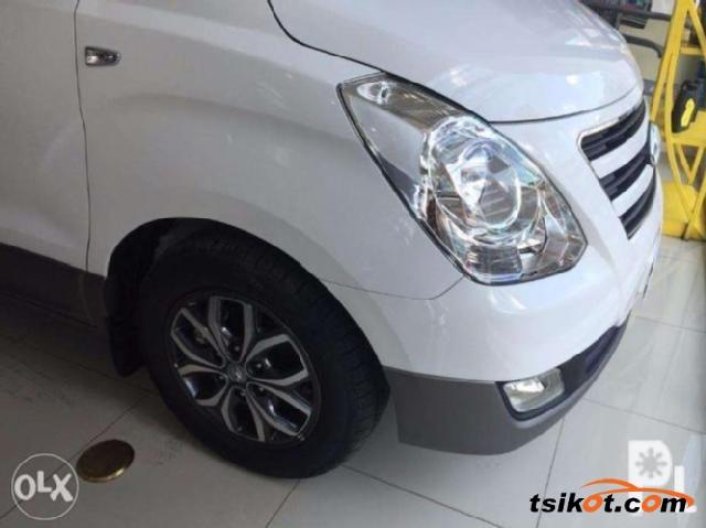 Hyundai G.starex 2017 - 3