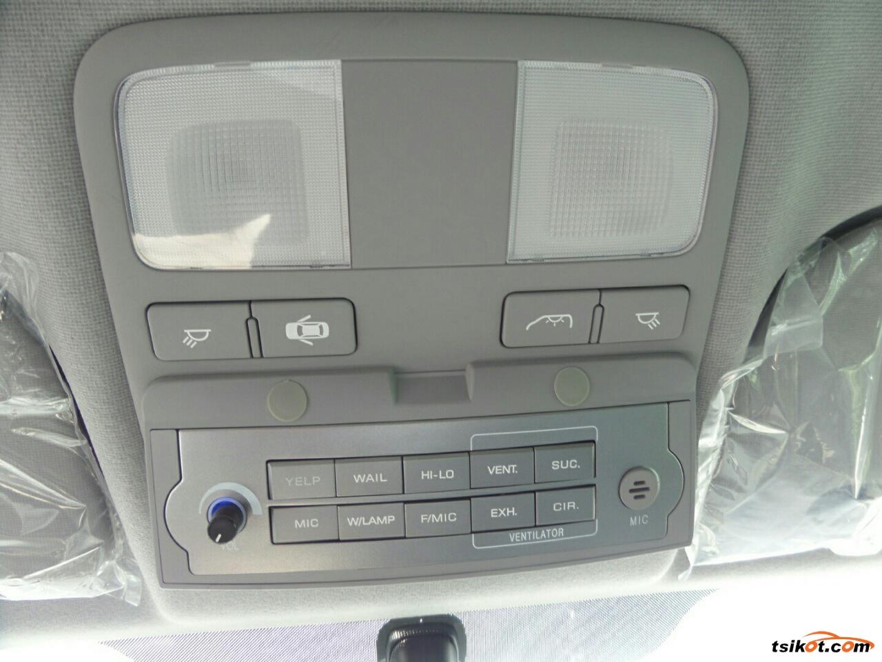 Hyundai G.starex 2017 - 8