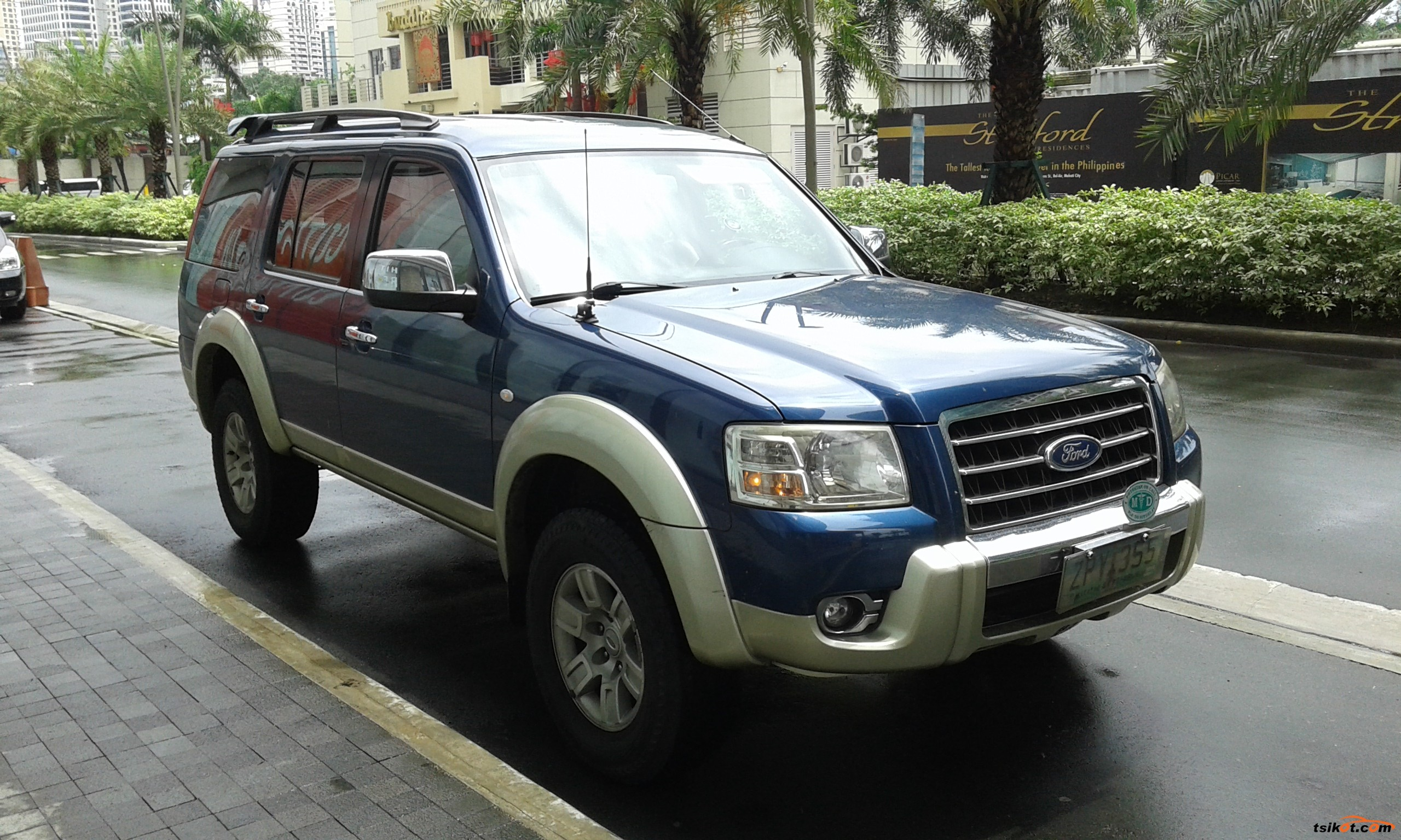 Ford Everest 2007 - 3