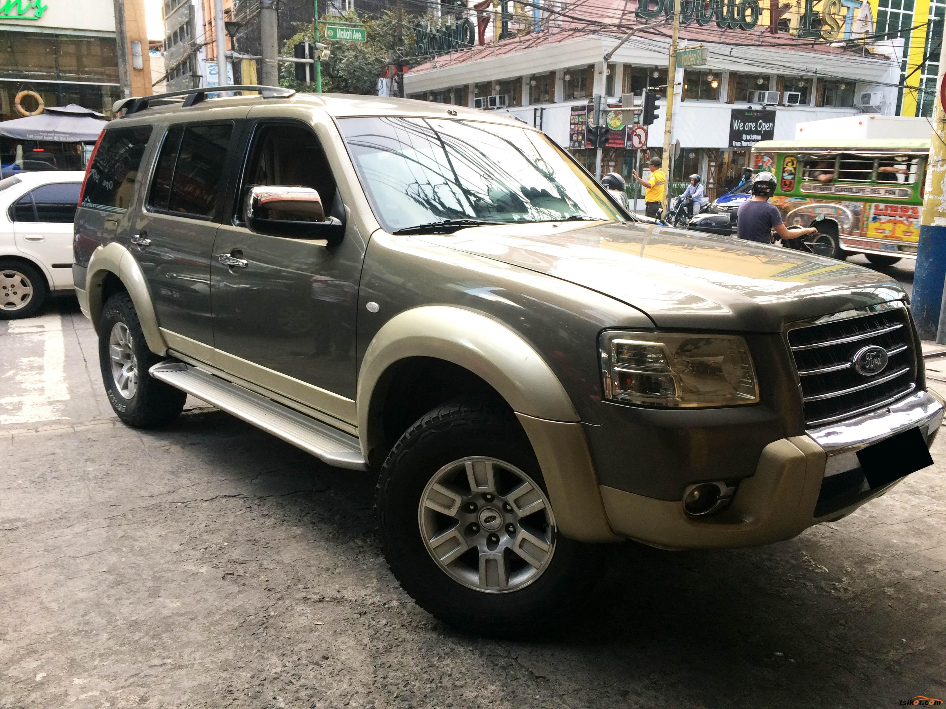 Ford Everest 2007 - 1