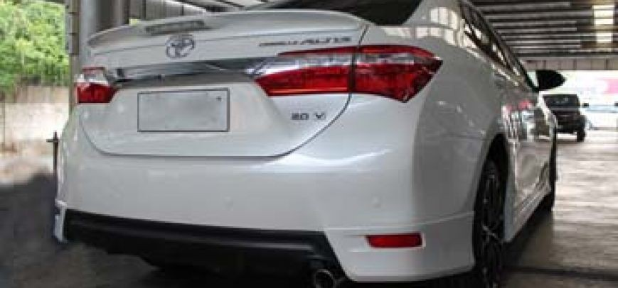 Toyota Yaris 2014 - 2