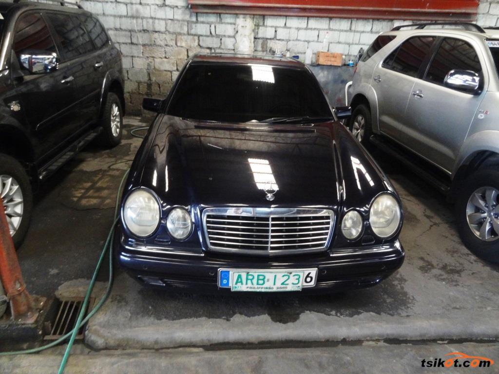 Mercedes-Benz E 1997 - 1