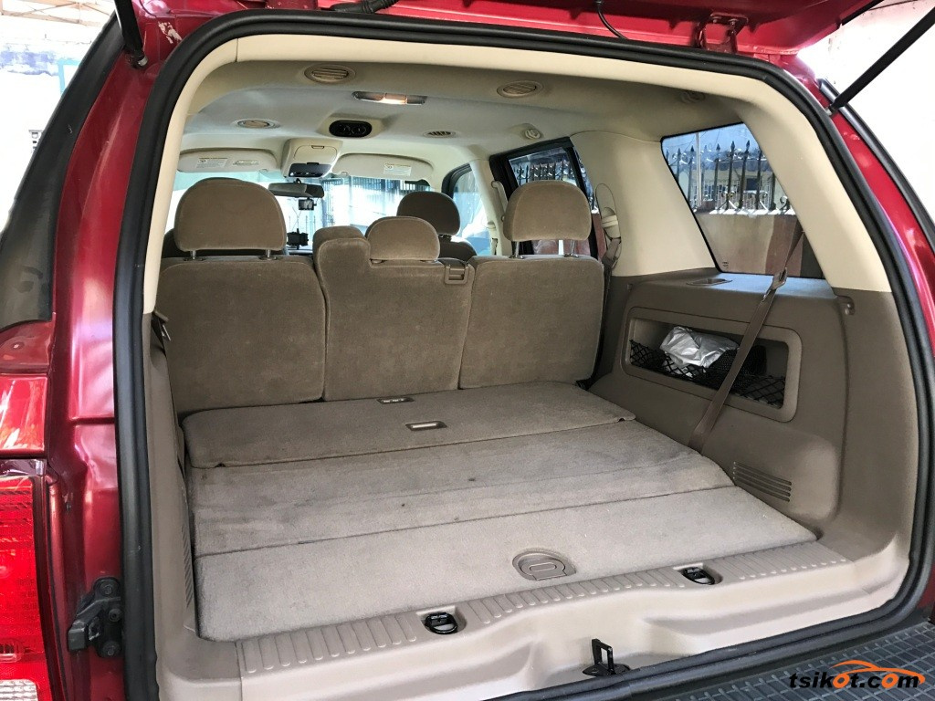 Ford Explorer 2006 - 10