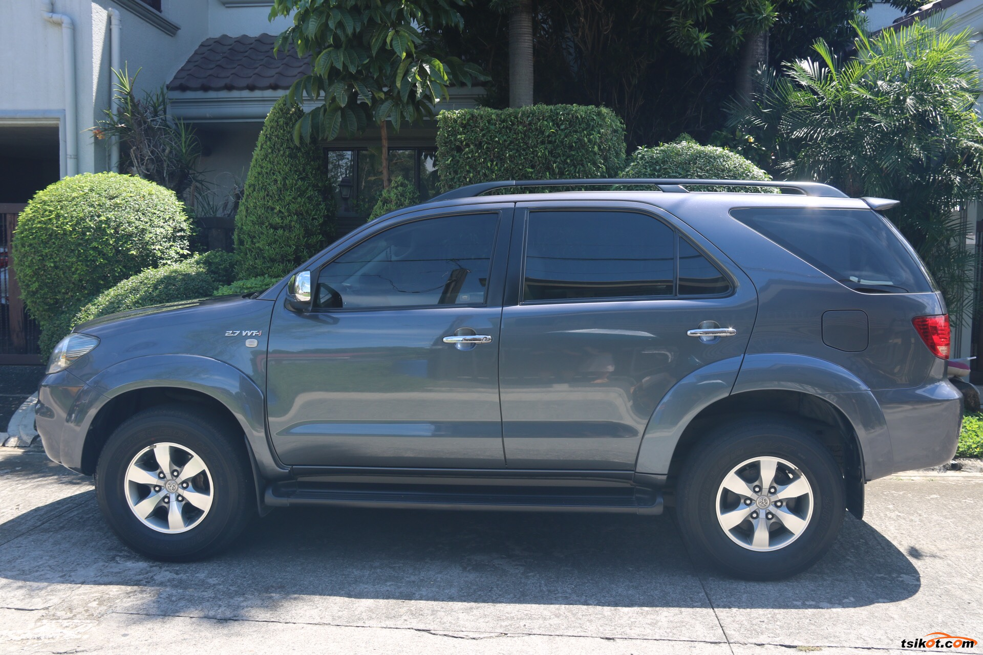 Kekurangan Toyota Fortuner 2008 Spesifikasi