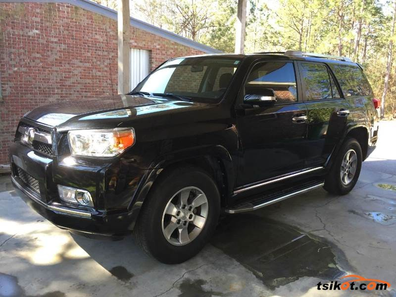 toyota 4runner 2013 car for sale metro manila. Black Bedroom Furniture Sets. Home Design Ideas