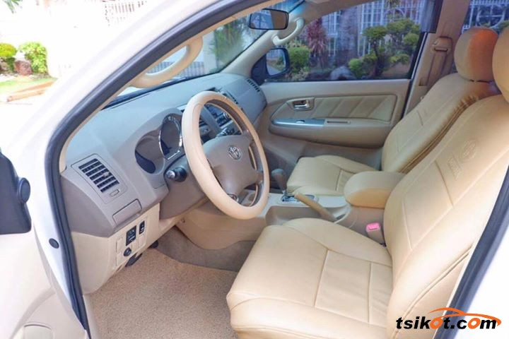 Toyota Fortuner 2007 Car For Sale Metro Manila Philippines
