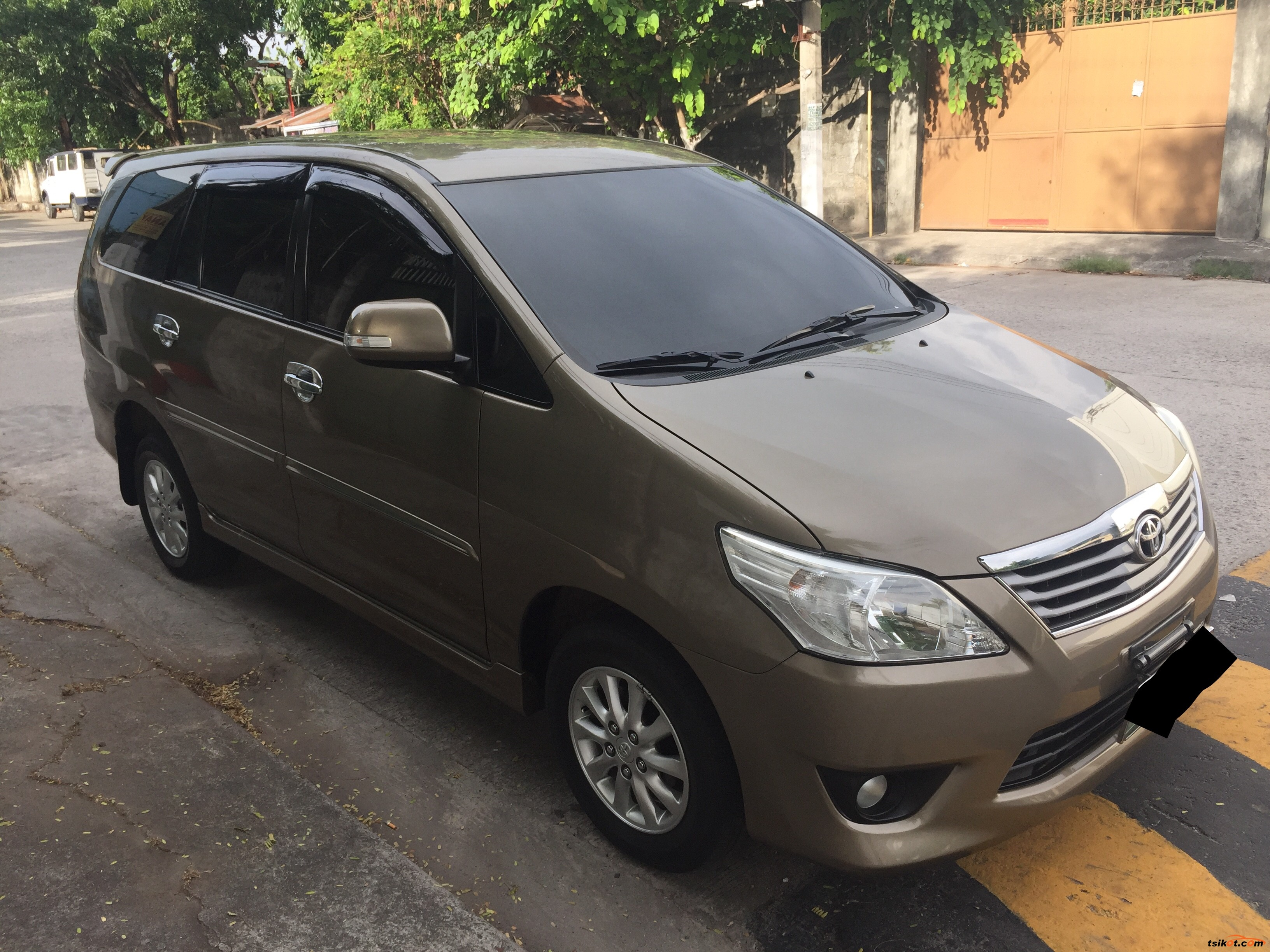 Toyota Innova Used Car For Sale Philippines