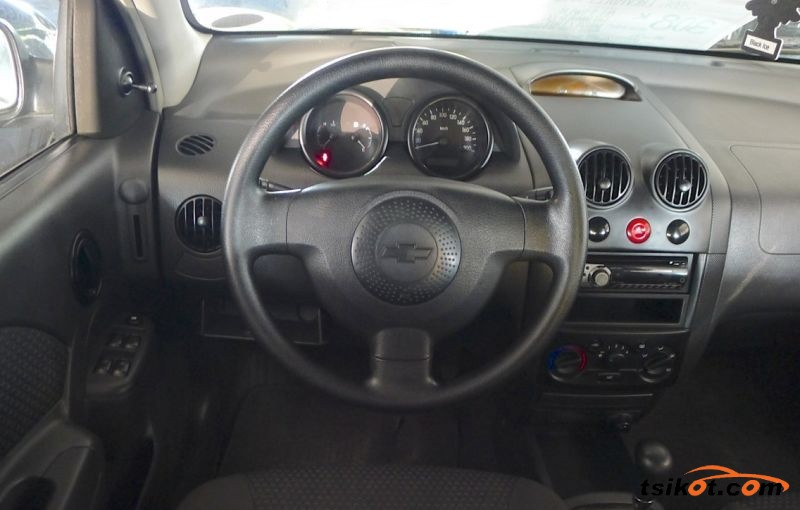 Chevrolet Aveo 2007 - 2