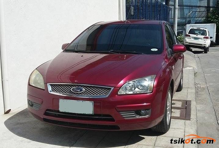 Ford Focus 2007 - 1