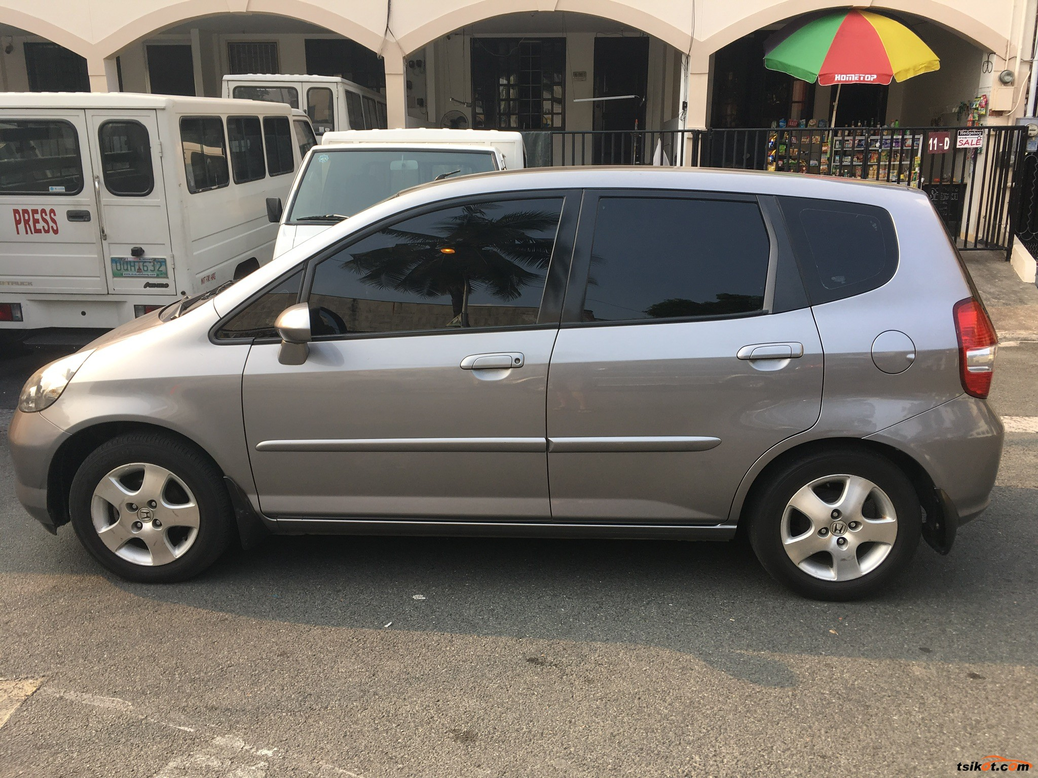 honda jazz 2005 car for sale metro manila philippines. Black Bedroom Furniture Sets. Home Design Ideas