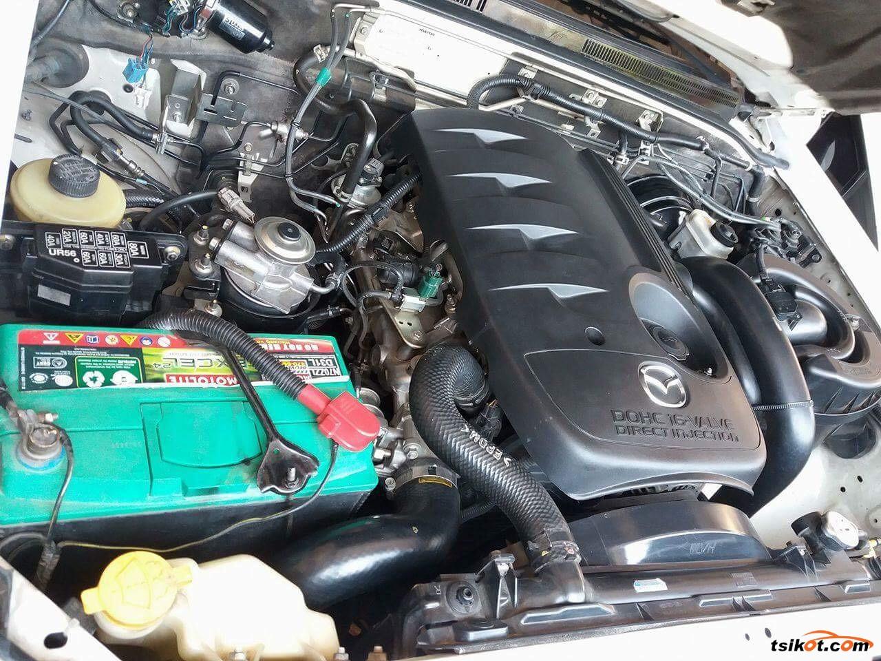 Mazda Bt-50 2009 - 3