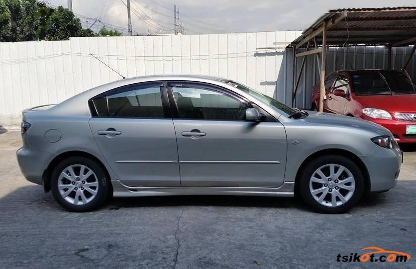 Mazda 3 2006 - 2
