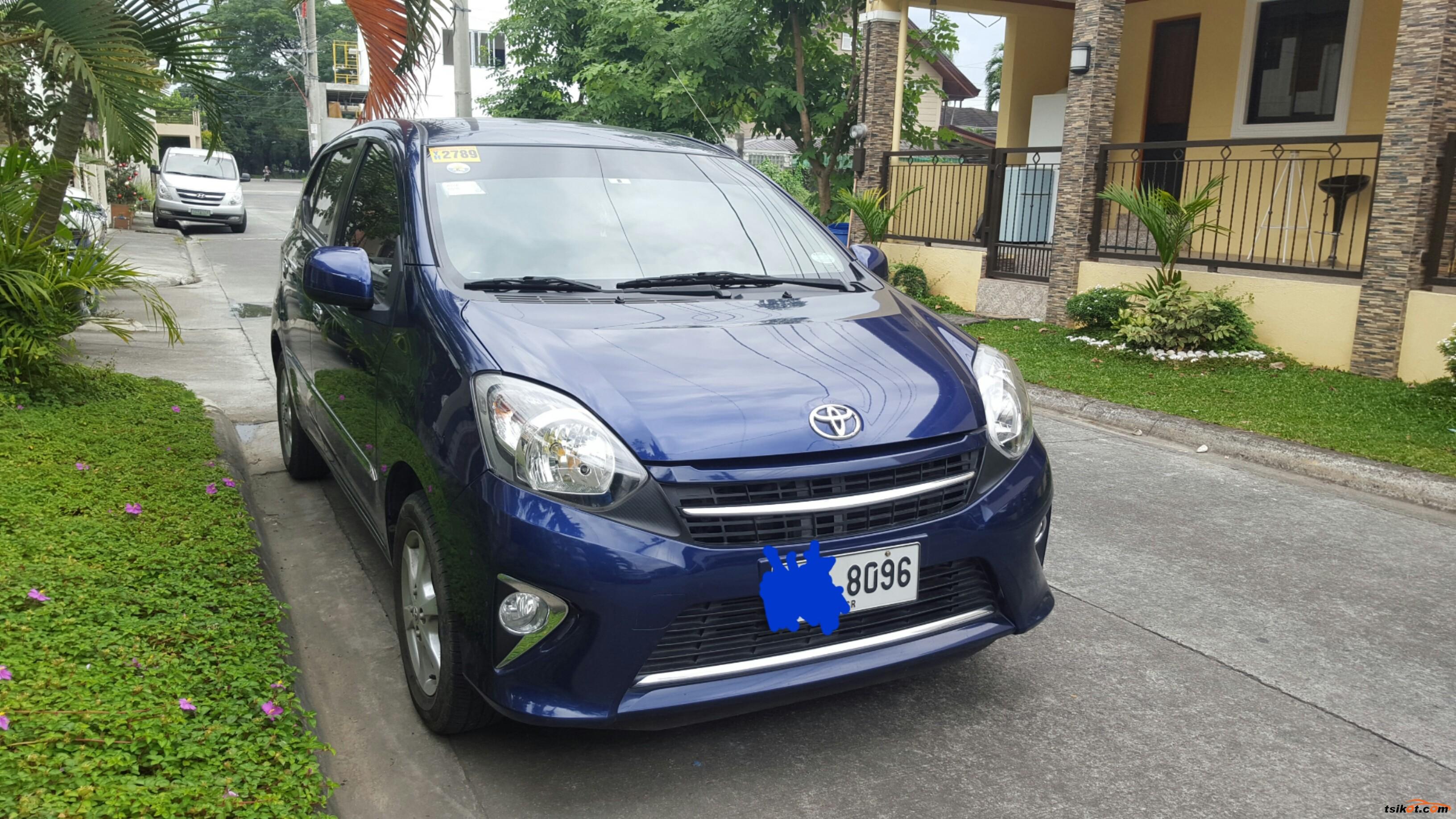Toyota Wigo 2014 - 1
