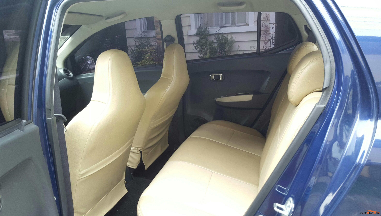 Toyota Wigo 2014 - 4