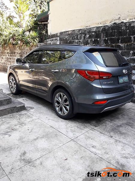 Hyundai Santa Fe 2013 Car For Sale Metro Manila
