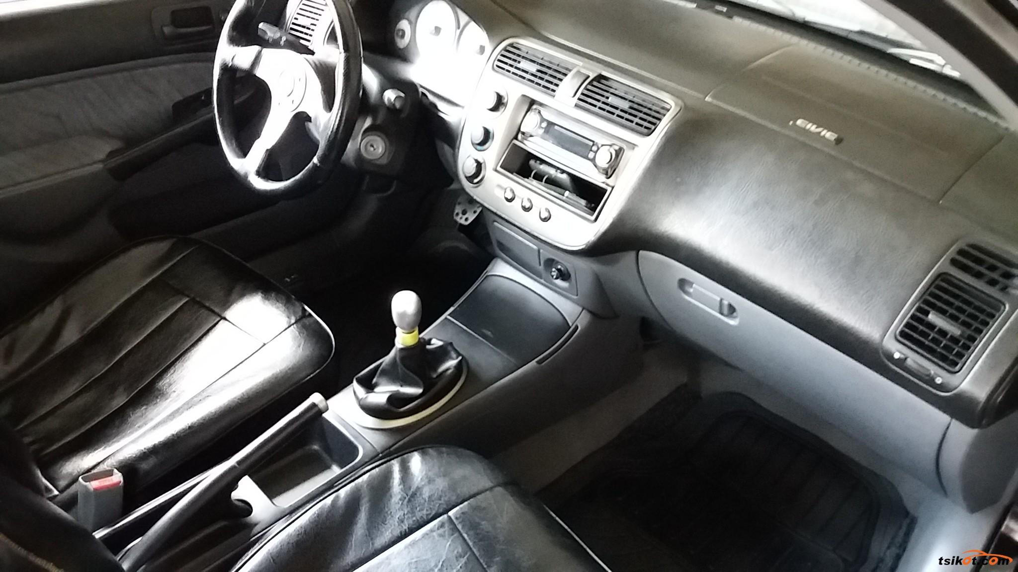 Honda Civic 2002 - 5