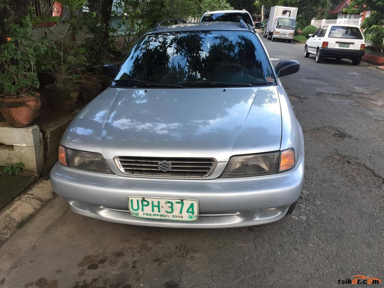 Suzuki Esteem 1997 - 2