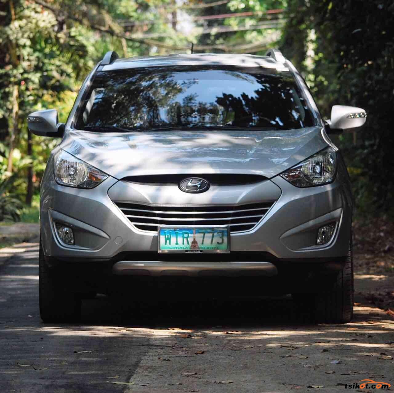 Hyundai Tucson 2013 - 3