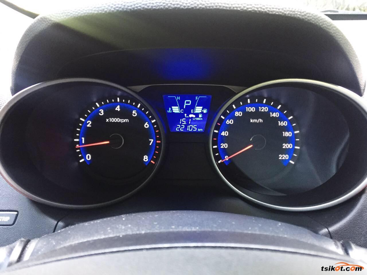 Hyundai Tucson 2013 - 6