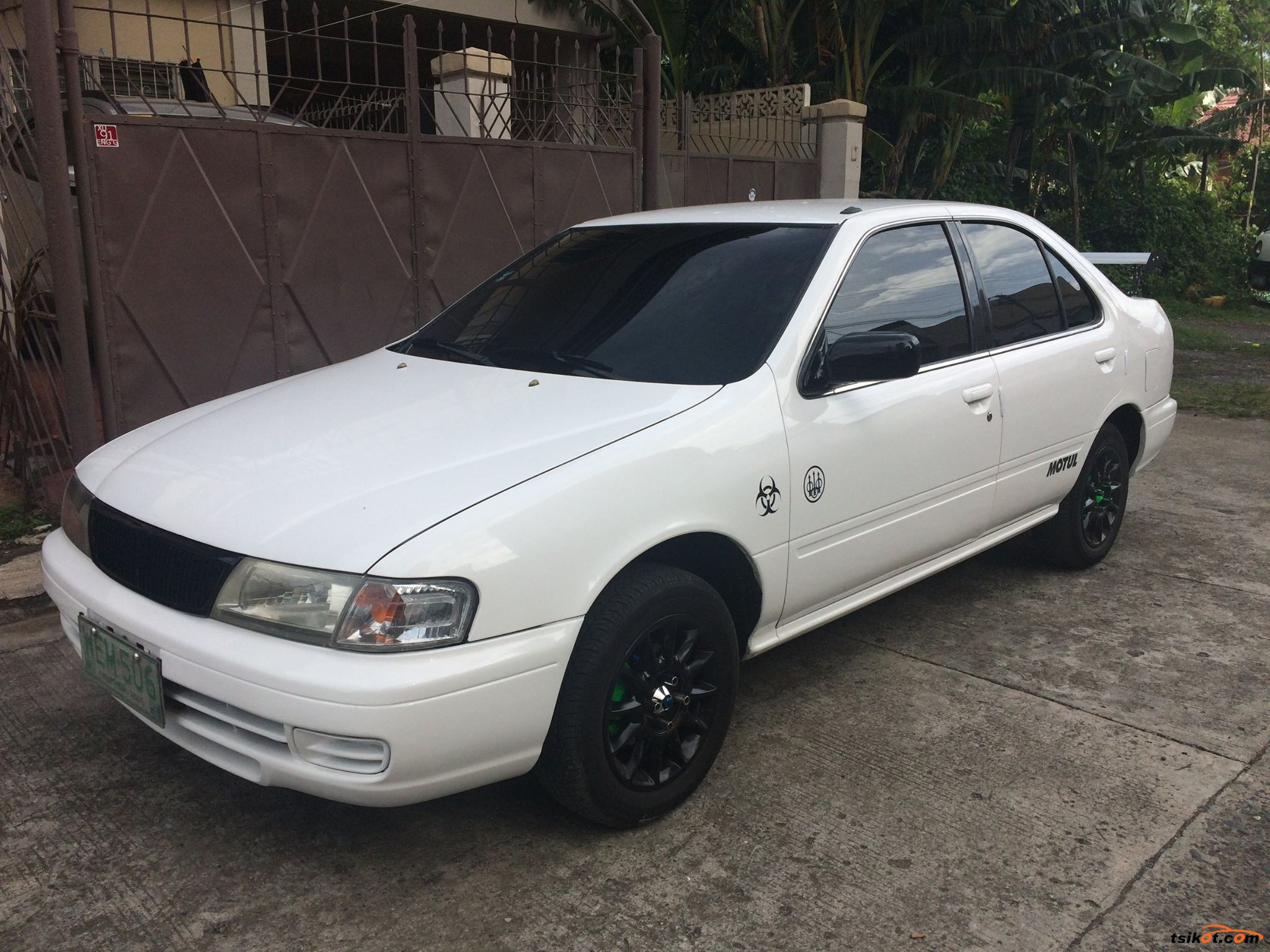 nissan sentra 1998 car for sale metro manila. Black Bedroom Furniture Sets. Home Design Ideas
